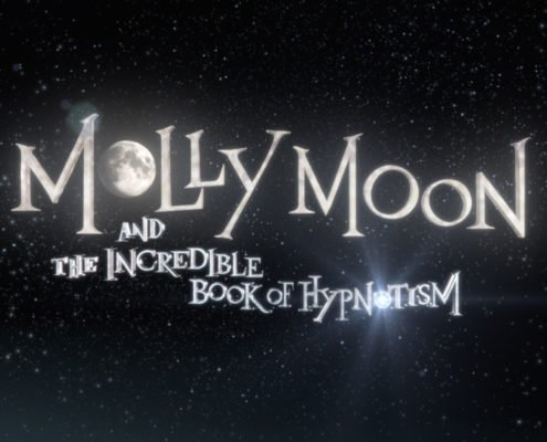 Molly Moon and the Incredible Book of Hypnotism Film