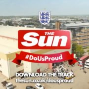 The Sun Advert