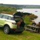 Smiller on Range Rover Evoke Advert