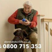 Stannah Stairlift TV Commercial