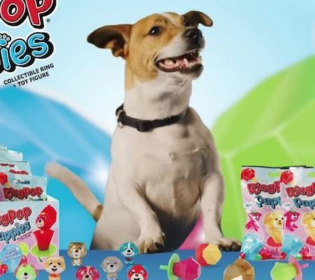 Ring Pop Puppies Advert